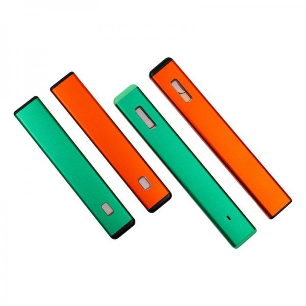 High Quality Rechargeable 0.5ml Thick Oil Disposable Vape Pens Factory Wholesale #1 image